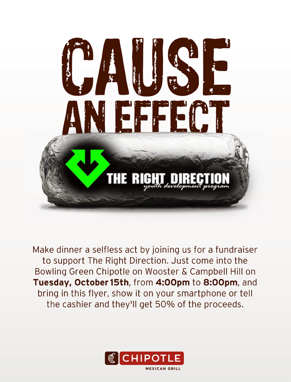 Chipotle TRD Fundraiser