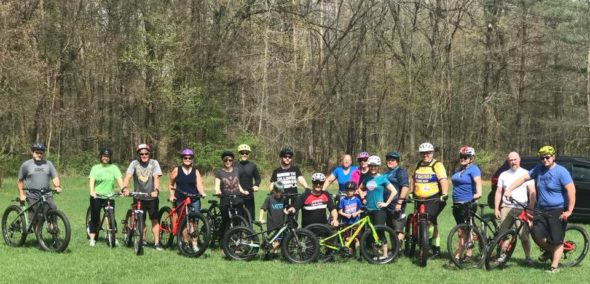 MTB 101 Camps @ Beach Ridge MetroPark