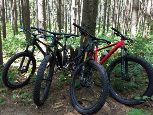 Mountain Biking 101: Manual Front Wheel Life and Jumping @ Beach Ridge MetroPark