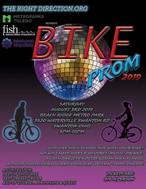 Bike Prom 2019 @ Beach Ridge MetroPark