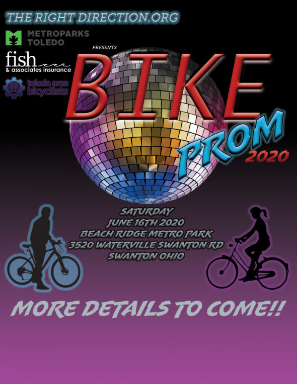 Fundraiser: Bike Prom 2020 @ Beach Ridge MetroPark